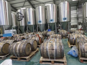 BrewDog Brewing's Barrel Program