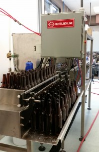 Brewsters Brewing Company Bottling Line