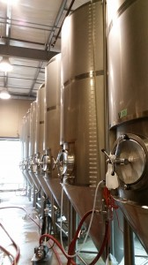 Brewsters Brewing Company Fermenters